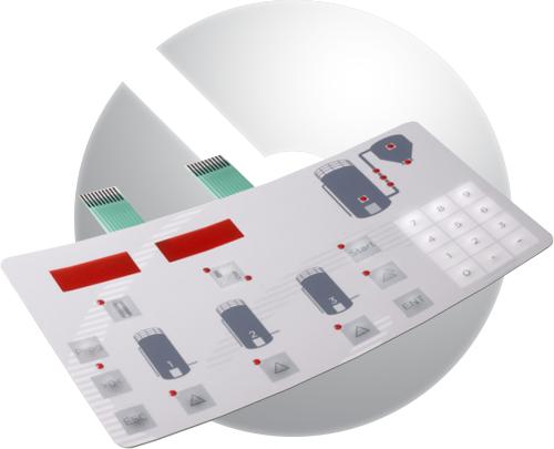 Membrane Switch'in avantajları