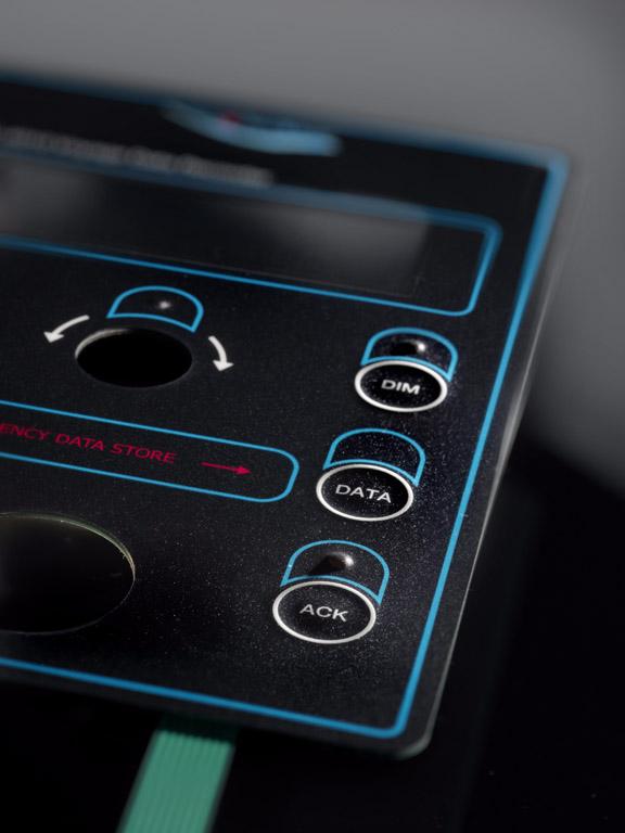 Tuşhan elektronik ile ergonomi'yi hissedin.