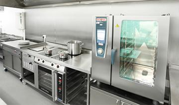 Endustriyel Mutfak